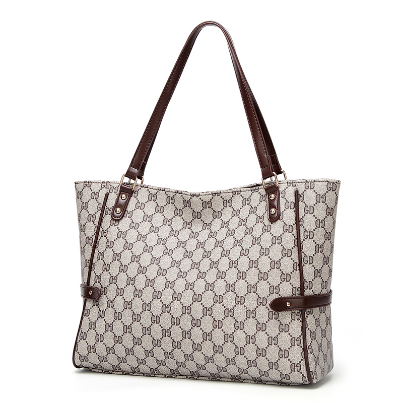 Women Fur Handbags 2017 High Quality Printing Women Bags Women PU Leather Shoulder Messenger Bags Sweet Tote Bag Bolsa