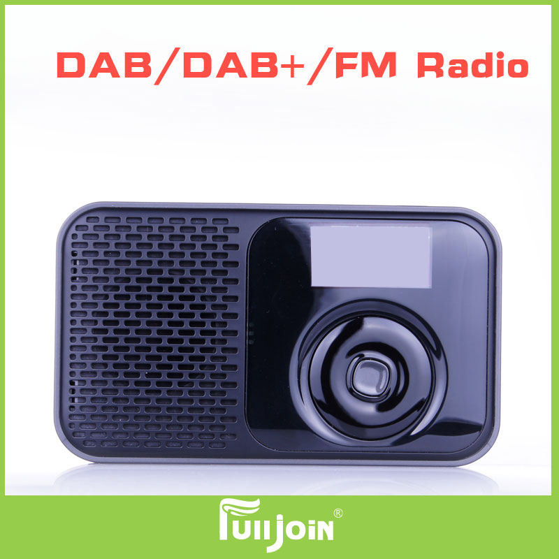 Full-join Portable DAB/DAB+.FM RDS.MP3. Alarm Digital Radio Digital Audio Broadcasting built-in battery