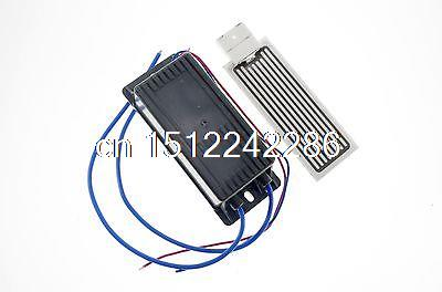 1 PCS 12V 5000mg/h Ceramic Plate&Circuit Board Ozone Generator Air Purifier Kit