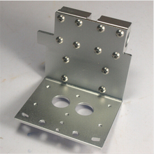 Reprap Prusa i3 3D printer parts X axis dual nozzles hotend X Metal dual exturder carriage aluminum alloy 45mm hole distance