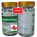 3 botellas de Cetonas de Frambuesa + Extracto de Mango Africano, Acai Berry Extracto, Extracto de Té verde Complejo Cápsula 500 mg x 270 unids