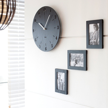 Artistic Silent Retro Wall Clock