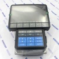 PC200 8 PC210 8 Monitor 7835 31 1000 7835 31 1001 para Komatsu Escavadeira  1 ano de garantia|monitor|monitor komatsu excavator|monitor komatsu -