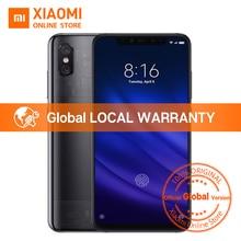 Küresel Sürüm Xiao mi mi 8 Pro 8 GB 128 GB Snapdragon 845 6.21