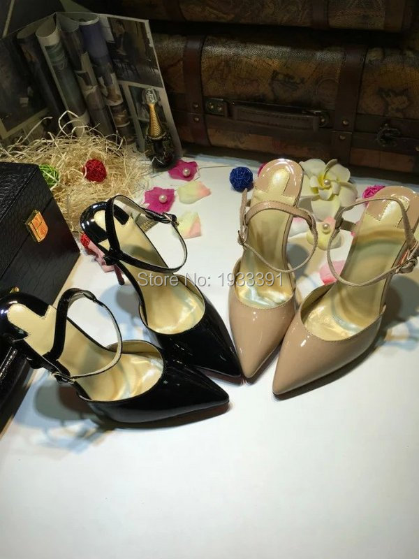 Spring Autumn New Style Fashion Design Woman Pumps Shoes High Heels Women s Genuine Leather Pumps
