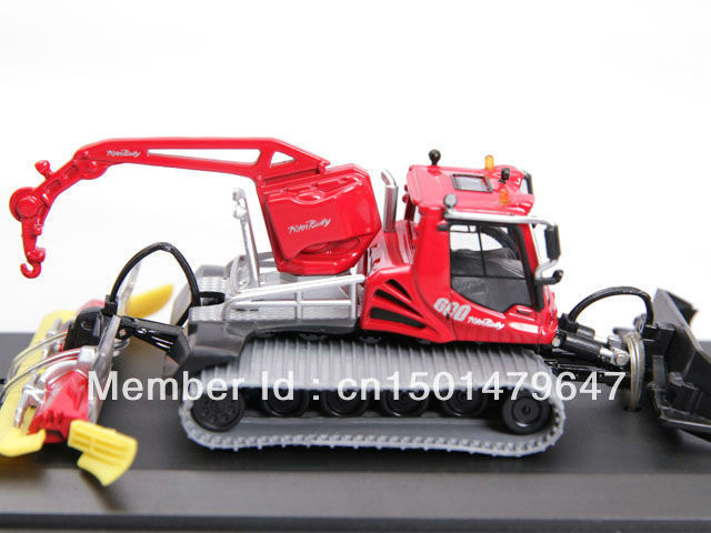 US $33 02 7% OFF|Pisten Bully Schuco snow cat high detailed EDITION 1/87  scale HO train toy-in Diecasts & Toy Vehicles from Toys & Hobbies on