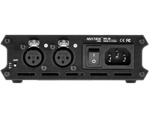 Matrix M-stage HPA-3B Class A Full Balance HIFI Music Headphone Amplifier AMP aune x7s hifi headphone amplifier class a balance output audio amp with power supply black silver