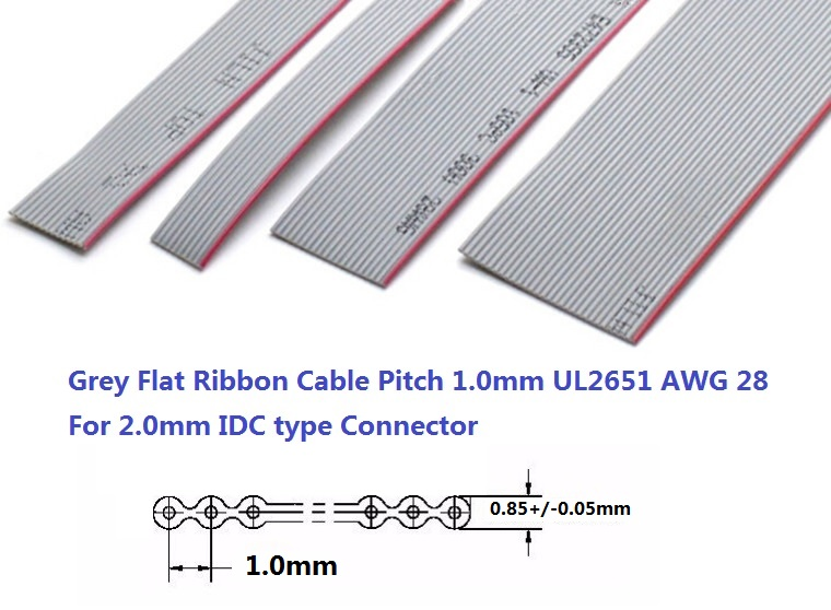 1 M 1 0 Mm Pitch 10 Pin 12 14 16 20 26 30 34 40 50 60 64