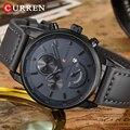 CURREN 8217, мужские спортивные кварцевые часы, мужские часы, Топ бренд, Роскошные водонепроницаемые военные наручные часы, мужские часы