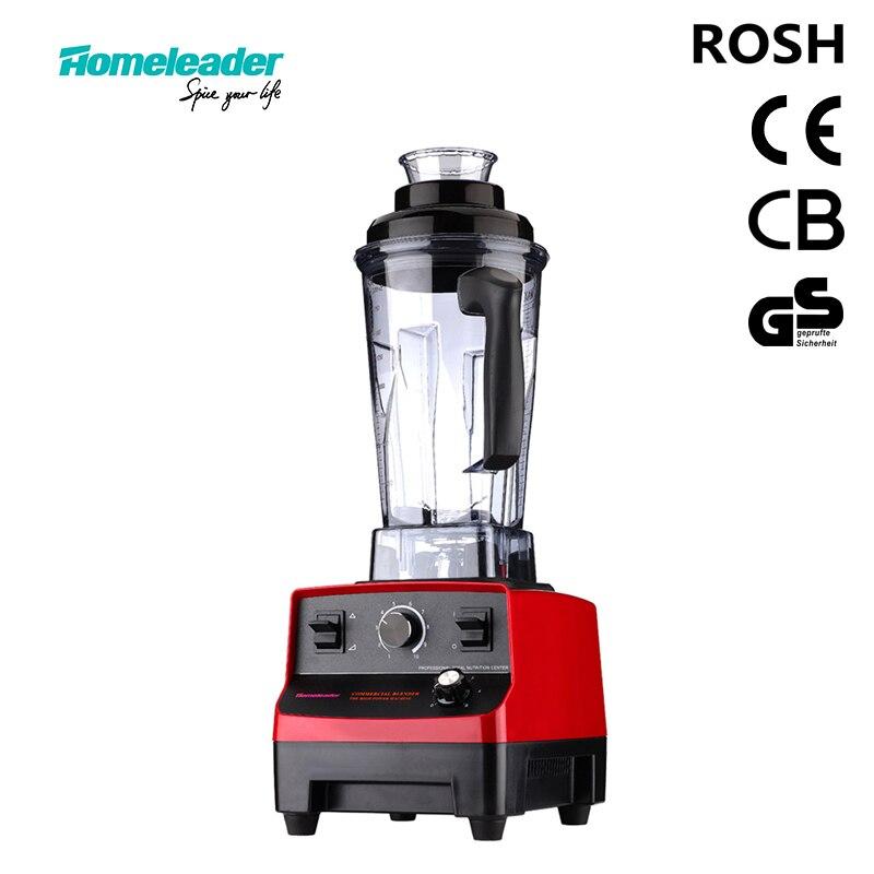 Homeleader professional smoothies power blender food mixer juicer K12 020
