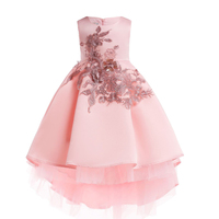 Girls Dresses Princess Dress for girl Dancing Formal dress Wedding Birthday Party New Years Children Stage Fantasy Cloth Tutu