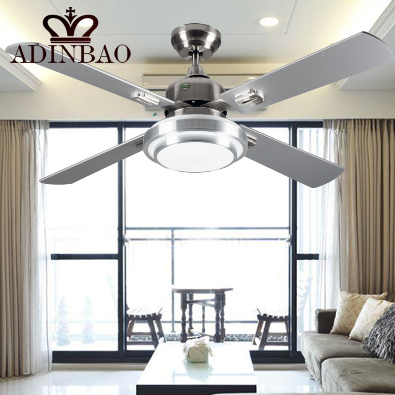 Modern silver color ceiling fans industrial bright ceiling fan light modern silver color ceiling fans industrial bright ceiling fan light xj063 in ceiling fans from lights lighting on aliexpress alibaba group mozeypictures Gallery