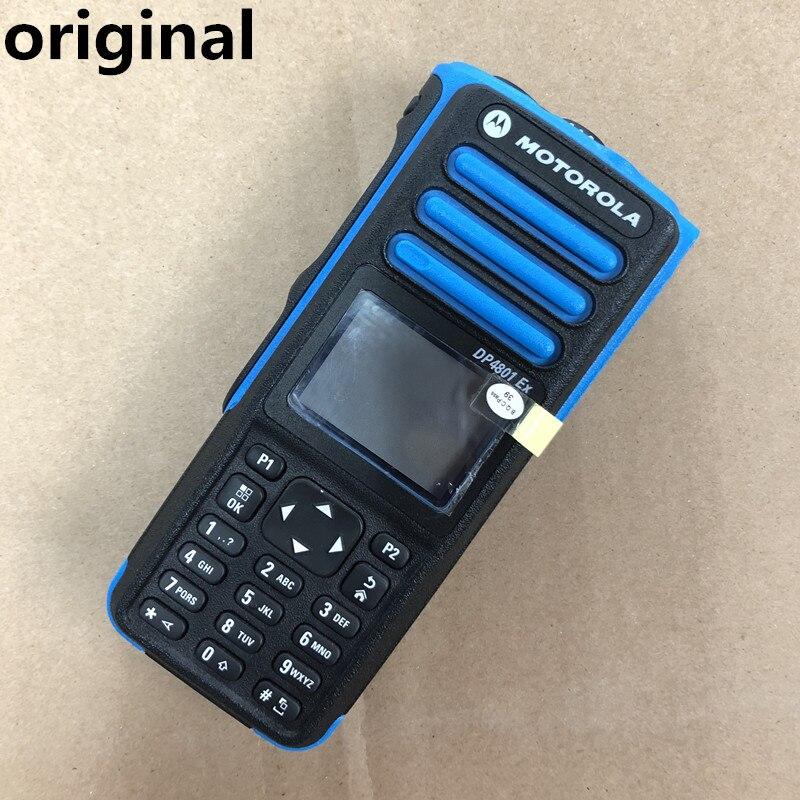PMLN6486A Walkie Talkie carcasa para MOTOROLA prortable radios con GPS de MOTOTRBO XIR P8668EX XPR7550IS DP4801EX DGP8550EX-in Accesorios y pares de walkie-talkies from Teléfonos celulares y telecomunicaciones on AliExpress - 11.11_Double 11_Singles' Day 1