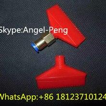 ABS пластиковое воздушное носовое сопло, струйная форсунка, наконечник для вентилятора, Воздушная компресс насадка для дутья