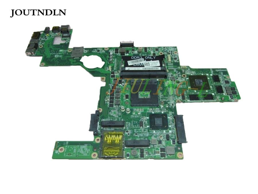 Материнская плата JOUTNDLN для ноутбука DELL L502X GT540 2 Гб 714WC CN-0714WC 0714WC DAGM6CMB8D0 HM67 DDR3