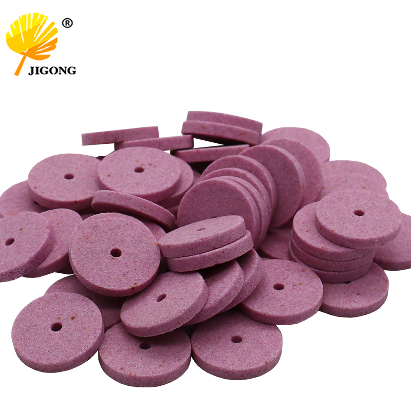10pcs 20mm Mini Drill Grinding Wheel Buffing Wheel Polishing Pad Accessories Abrasive Disc For Bench Grinder Rotary Tool