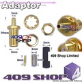 S026 Adaptor SMA-female (1C cable)