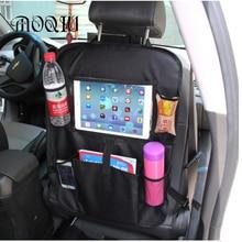 2017 оксфордская тканевая сумка для хранения на спинку сиденья автомобиля, органайзер для телефона с напитками, стильные прочные автомобильные аксессуары, товары для салона