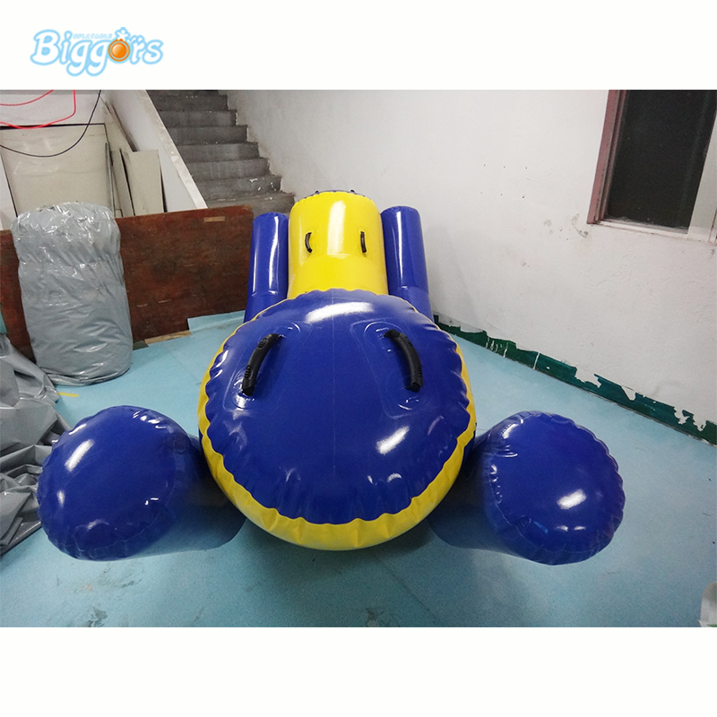 Summer Park Amusement Inflatable Seesaw Water Game river treasure water sport toys inflatable water seesaw