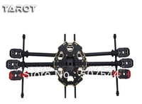 Tarot 680 Pro TL68P00 Carbon Fiber Folding 6 Axis Multicopter Tarot Fy680 Pro Version Free Shipping