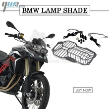 R1200GS Logo Motorbike Motorcycle Accessories Headlight Grille Guard Cover Protector For BMW R 1200 GS R1200GS ADV Adventure