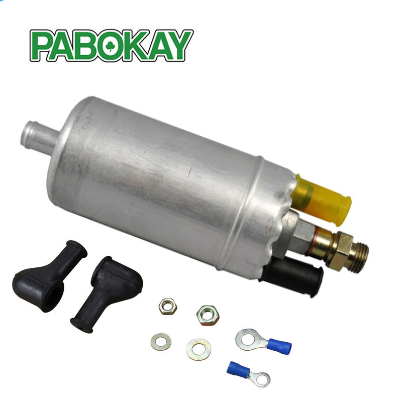 255LPH Electric Fuel Pump For Volvo 940 960 S90 V90 440 460 480 GSS340