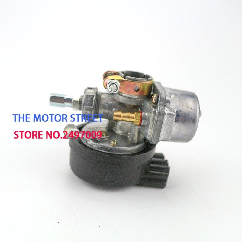 Kostenloser versand Vergaser für 50cc 60cc 66cc 80cc 2 Hub Motor Motor Motorisierte Fahrrad Carb