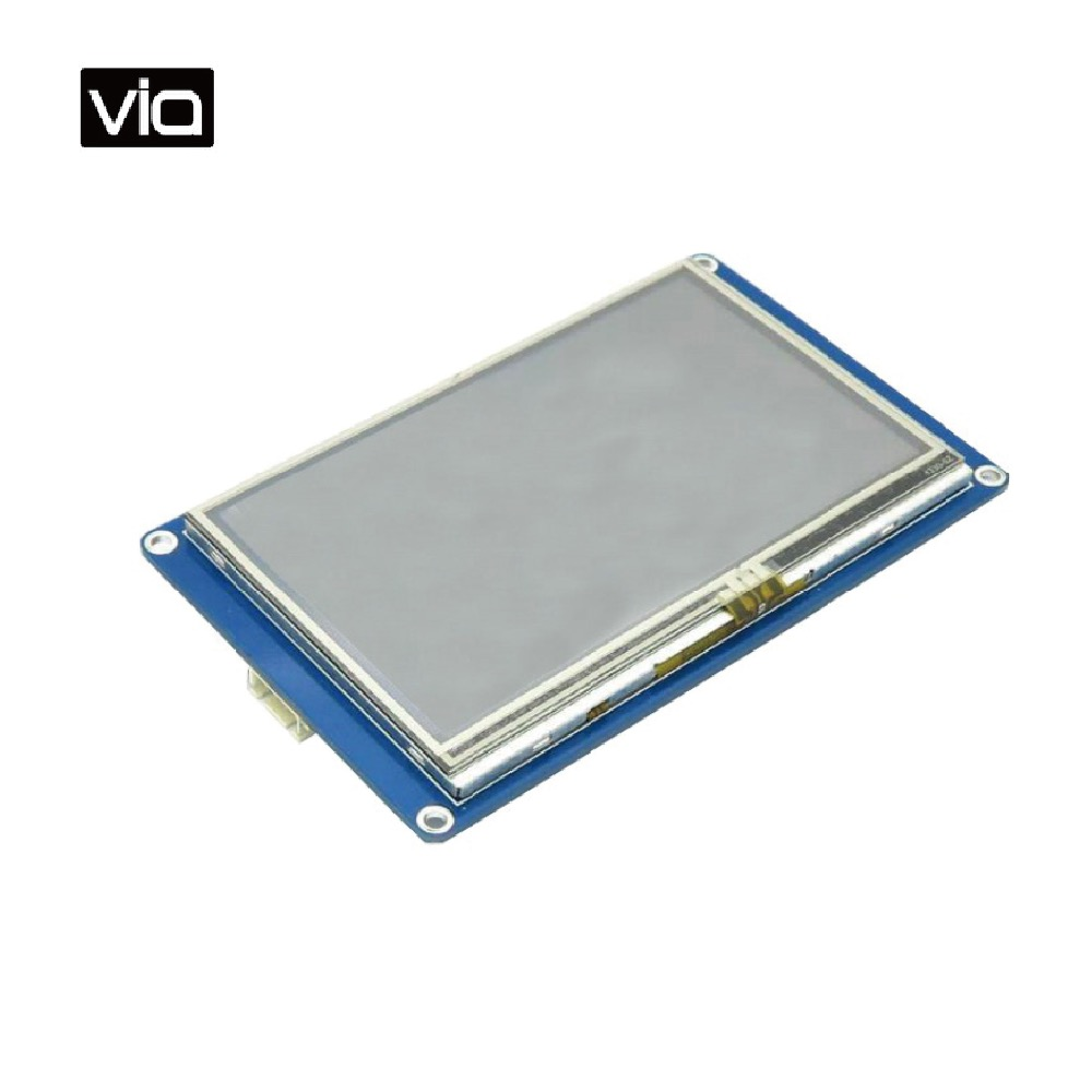 Newton 4.3 inch Direct Factory HMI Touch Screen LCD DisplaySmart USART UART Serial Touch TFT LCD Module Display PanelNewton 4.3 inch Direct Factory HMI Touch Screen LCD DisplaySmart USART UART Serial Touch TFT LCD Module Display Panel
