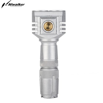 Niwalker MM6S(eH)303LT High Power Mini Flashlights USB Rechargeable Mini Multipurpose Flashlight 5500 Lumens 18650 Small Torch