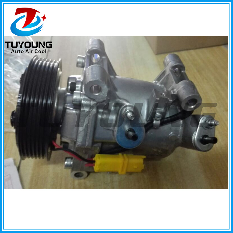 301 Auto Parts >> Us 110 0 Factory Direct Sale Auto Parts A C Compressor For Peugeot 301 Citroen C Elysee Jsr11t602078 9676011680 9806599380 In A C Compressor
