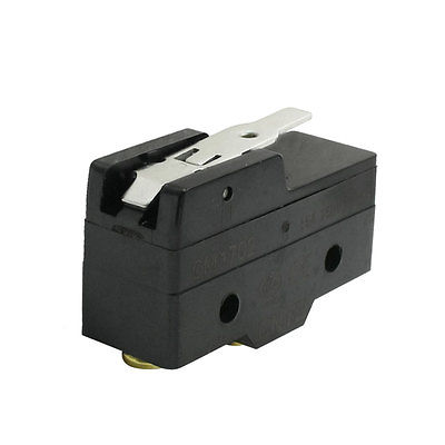 CM-1702 SPDT 3 Screw Terminal Hinge Lever AC 250V 15A Limit Switch ac 250v 15a low force hinge lever momentary micro switch microswitch