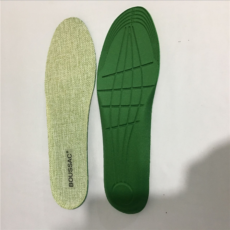 BOUSSAC ATL 181-184 Unisex Orthotic Arch Support Sport Shoe Pad Sport Running Gel Insoles Insert Cushion for foot care