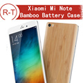 Battery Case For Xiaomi Mi Note 100% High Quality Bamboo Protector cover case for 5.7inch Xiaomi Mi Note +Xiaomi Mi Note Pro