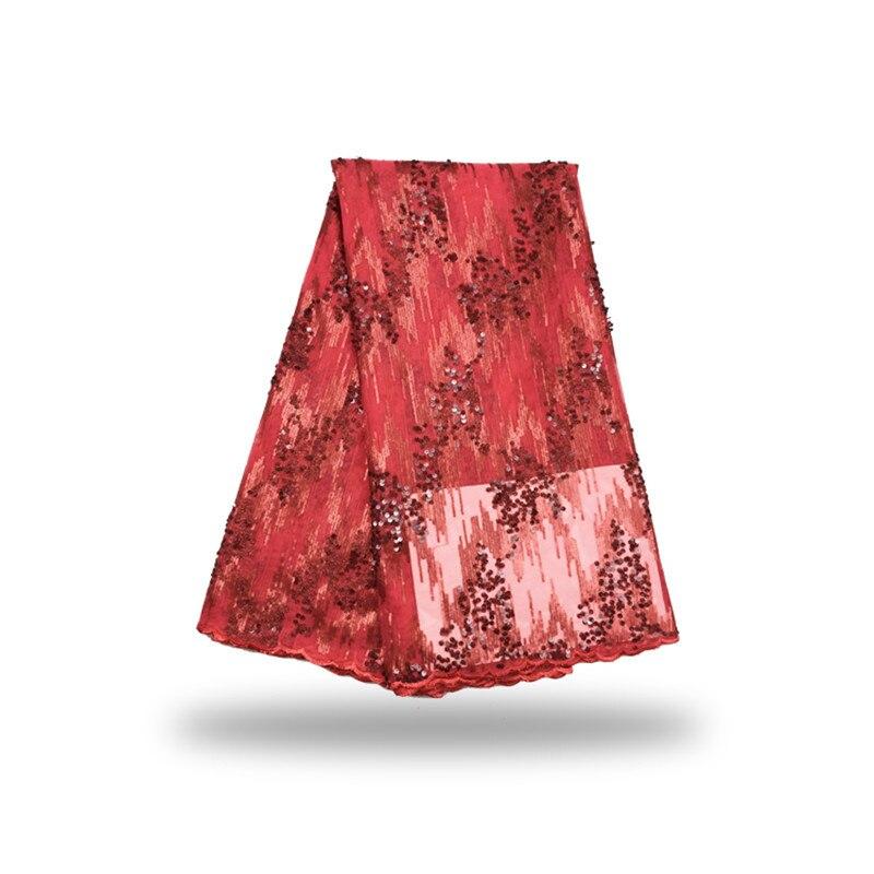 YD! Новое поступление красивый французский Блёстки кружевной ткани Блёстки модные Африки кружевной ткани! L100615