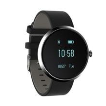 Умный браслет часы браслет V06 крови Давление монитор сердечного ритма часы Водонепроницаемый для IOS Android Xiaomi мужчины PK V8 GT08