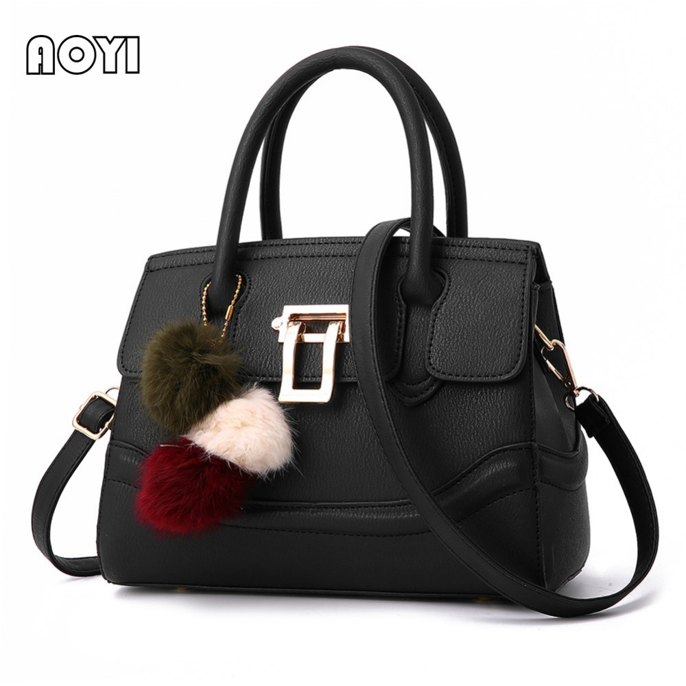AOYI  Women Bag Network Casual Tote Evening Bags Brand Fashion Handbag Female Pu Leather Handbags Lady Bag Top-Handle Bags Sac aosbos fashion portable insulated canvas lunch bag thermal food picnic lunch bags for women kids men cooler lunch box bag tote