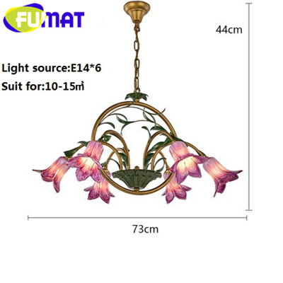 trumpet flower 6lights_