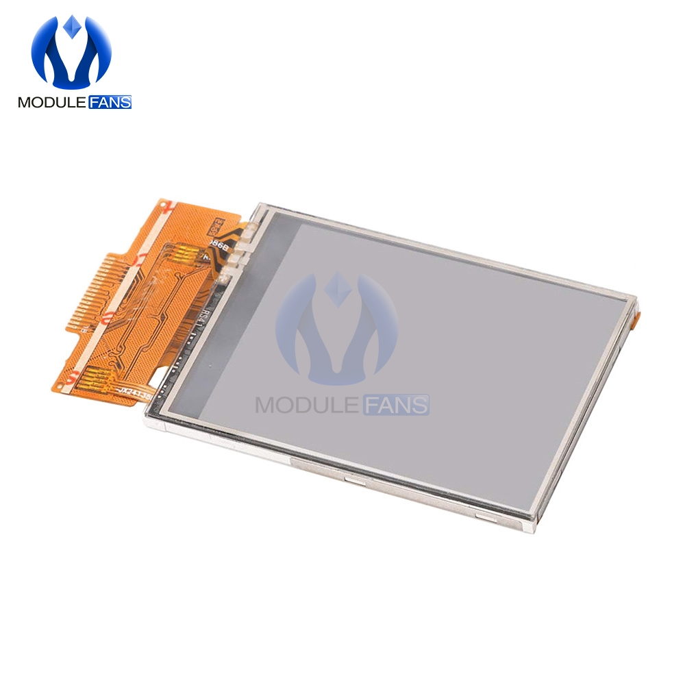 240X320 2.4 inch SPI Serial LCD Without Touch ILI9341 4IO Port Can Be Driven 18 pin TFT Color Screen 240*320 Diy