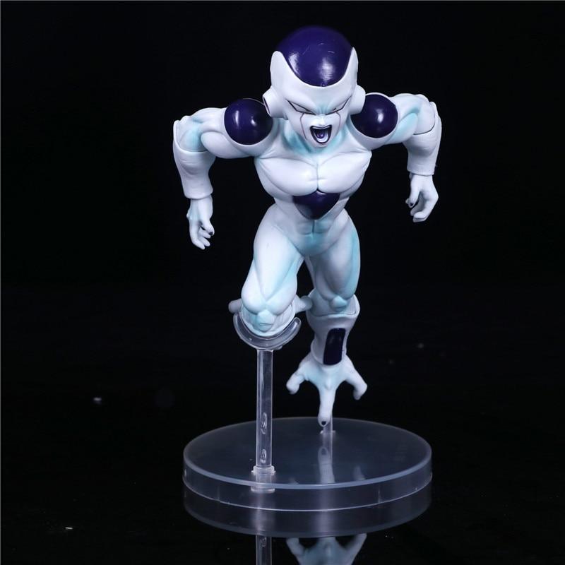 Freeza 18CM Dragon Ball Z Figure Super Master Stars Piece The Action Figure PVC Model Toy Akira Toriyama figure FREE SHIPPING цена и фото
