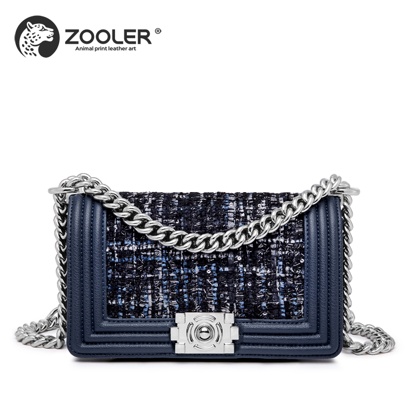 Fashion!New shoulder Bag for women 2018 handbag cross body genuine leather woman bag ZOOLER high quality bolsa feminina E123 zooler 2018 luxury genuine leather bag for woman chain shoulder bag designer woman fashion cross body bags bolsa feminina bc100