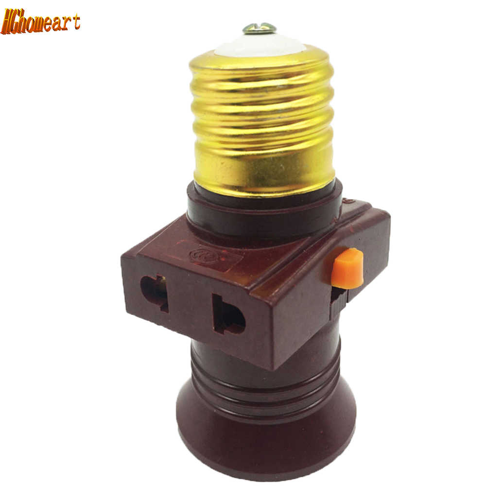 pendant bulb holder PVC e27 lamp holder lampholders  AC 110V 220V LED E27 Lamp Bases switch vintage e27 socket .