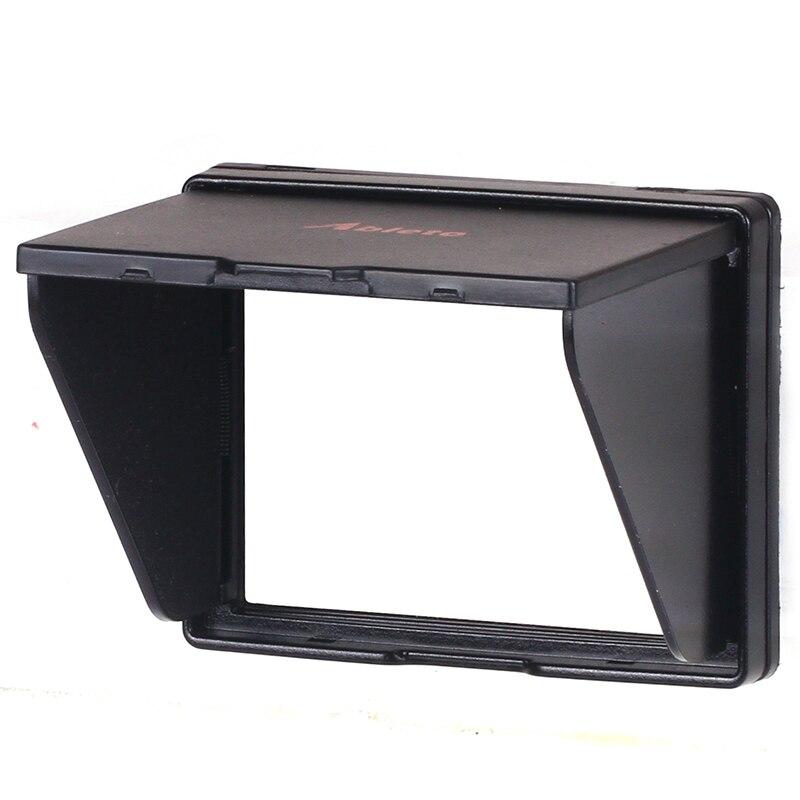 Camera Screen Hood : Abt lcd screen pop up protector sun shade hood shield