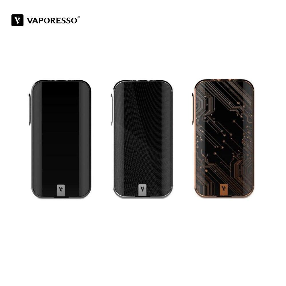 Boîte de LUXE d'origine Vaporesso Mod Cigarette électronique durée de vie plus longue Vape saveur plus cohérente pour 510 réservoir VS Revenger - 4
