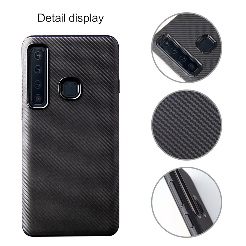 Tire Fiber Phone Case For Samsung A7 A9 A6 A8 2018 J4 J6 J8 Soft Silicon Cover For Galaxy S10 E S9 S8 Plus Note 8 9