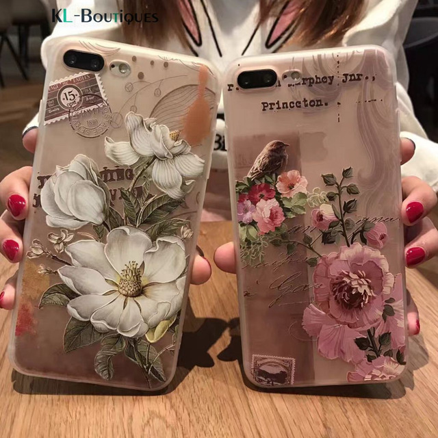 coque iphone 7 printemps