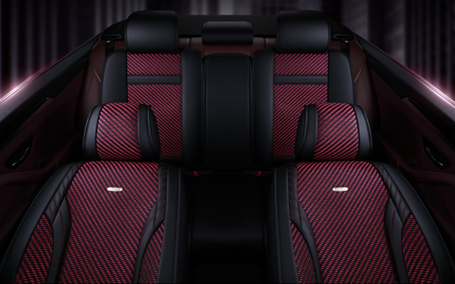 COGEEK Union Jack Pattern Car Seat Headrest Memory Foam Cotton Seat Belt Cover Shoulder Pad shoulder pad