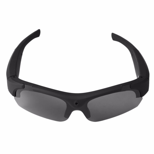 dba71ede5c81 1080P HD Polarized-lenses Sunglasses Camera Video Recorder Sport Sunglasses  Camcorder Eyewear Video Recorder