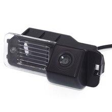 Hd câmera reversa do carro para volkswagen magaton golf para passat cc polo visão noturna câmera de visão traseira do veículo