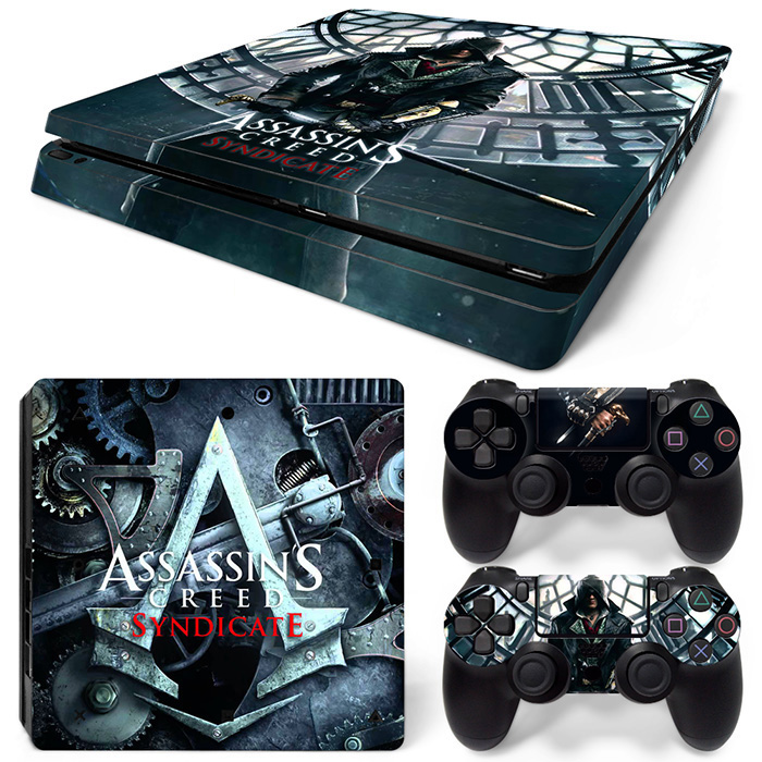 Custom Slim Skin Sticker For Ps4 Controller Cheap Game Accessories Console
