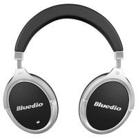 Bluedio F2 Bluetooth Headphones Active Noise Cancelling Over Ear Wireless Headphones Bluetooth Bass